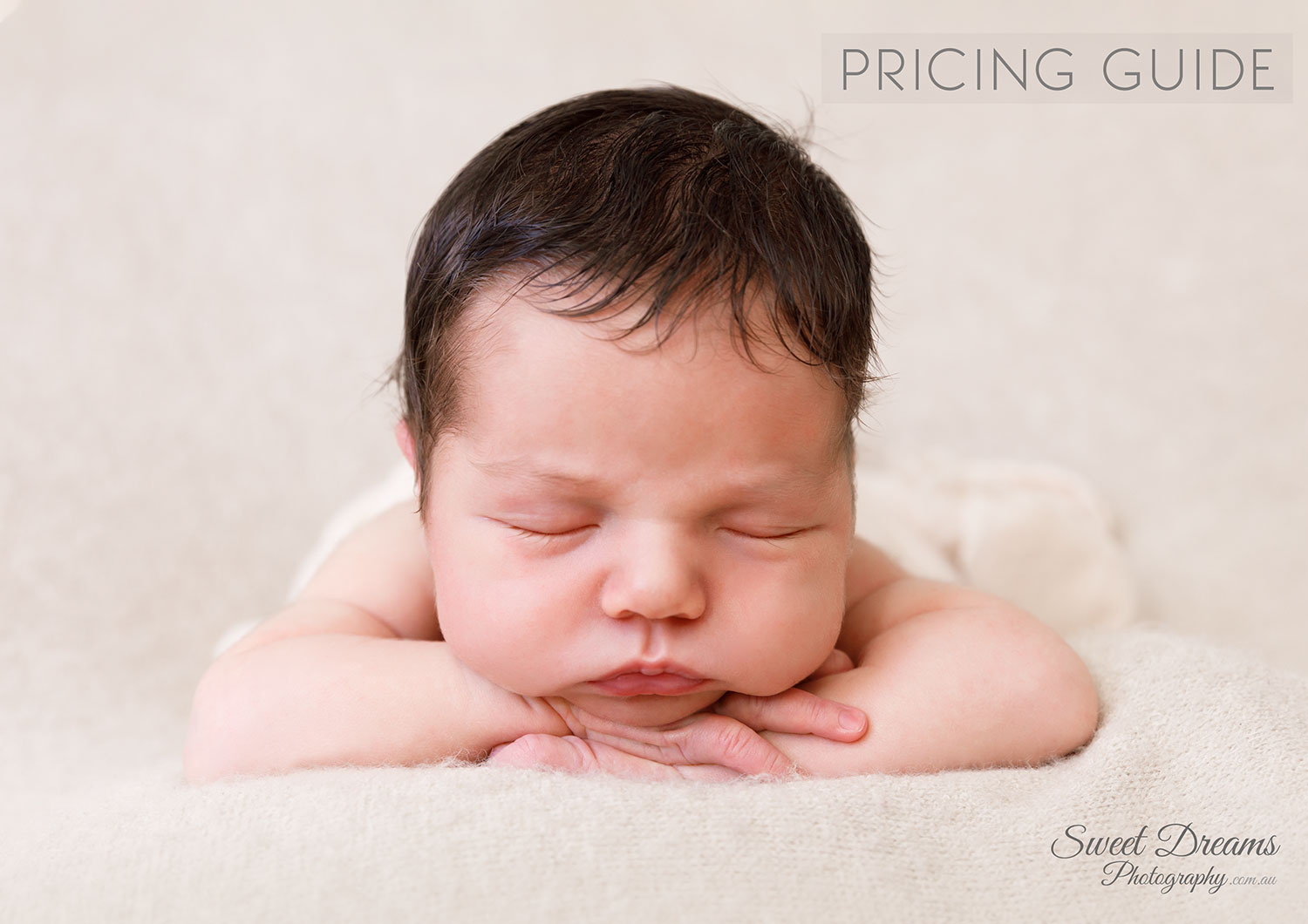 Pricing perth newborn photography